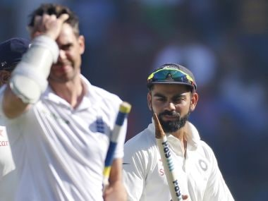 India vs England, 4th Test: Visitors collapse in under 30 minutes on Day 5 to surrender series