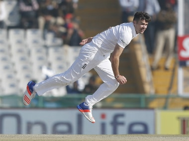 India vs England, 5th Test: James Anderson ruled out of Chennai match due to body soreness