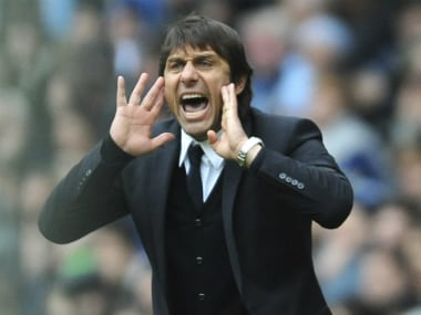 Premier League: Antonio Conte says he inculcated 'winning' mentality after meeting rugby coach Eddie Jones