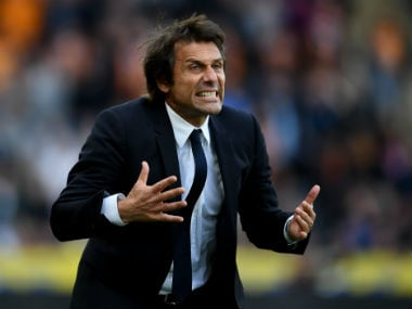 Premier League: Chelsea boss Antonio Conte says team deserves to be on top