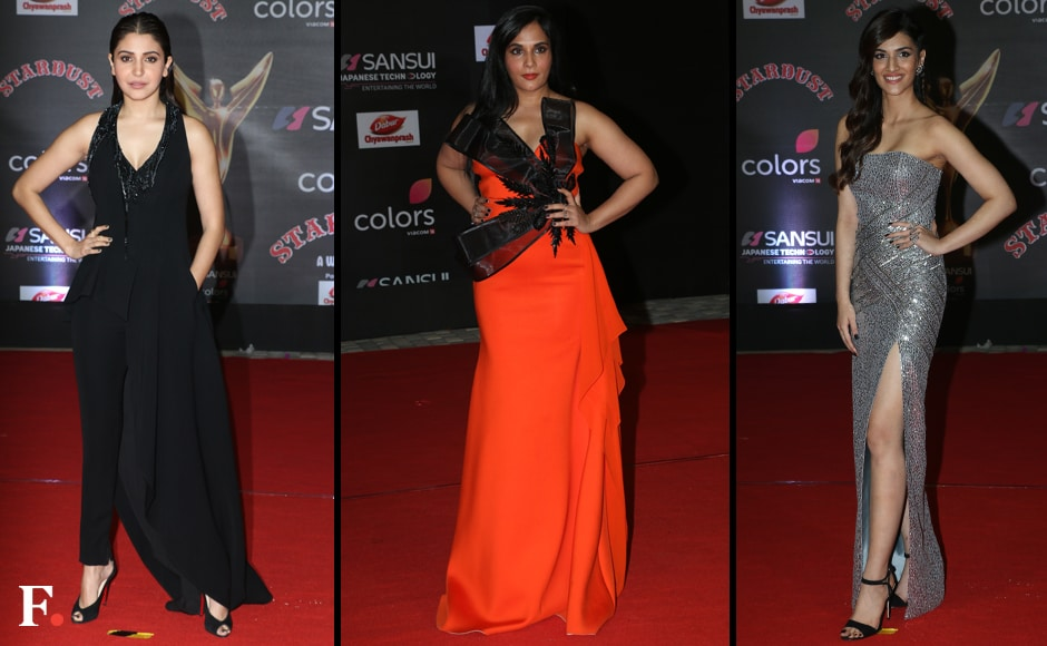 Colors Sansui Stardust Awards 2016: See all the red carpet photos from Bollywoods big night
