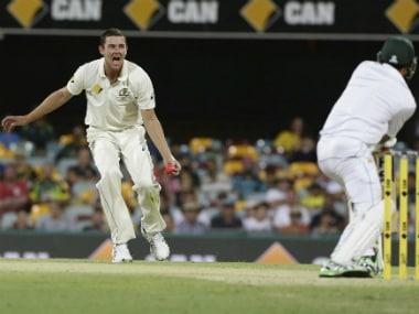 Australia vs Pakistan: Visitors stumble after Steve Smith, Usman Khawaja post mammoth target