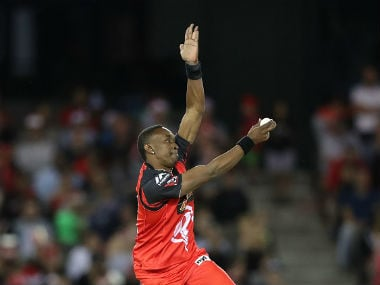 BBL 6: Dwayne Bravo ruled out for rest of season with hamstring injury