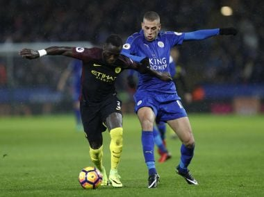Premier League: Manchester Citys Bacary Sagna admits they did not give 100% against Leicester