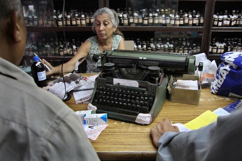 Bombay Parsi Homeopathic Pharmacy at Dhobi Talao