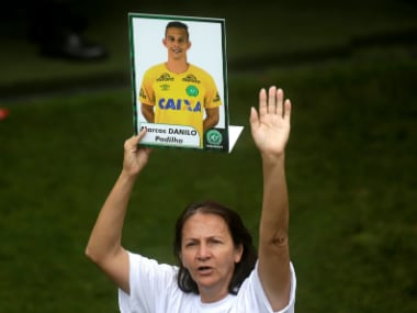 Chapecoense plane crash: Goalkeeper Danilo posthumously voted Brazils Player of the Year