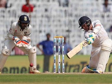 India vs England, 5th Test: Vistiors hopes rest on Liam Dawson, Adil Rashid at lunch