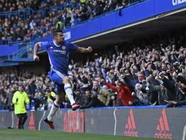 Premier League: Diego Costas late winner sends Chelsea back to top of the table