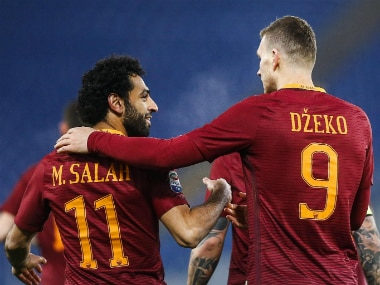Serie A roundup: AS Roma win against Chievo; Napoli share spoils with Fiorentina