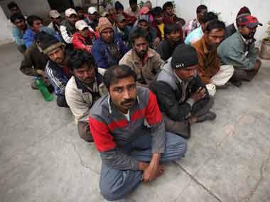 Gujarat govt takes custody of 220 fishermen released by Pakistan