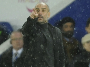 Premier League: Manchester City boss Pep Guardiola shrugs off woeful defending after big loss