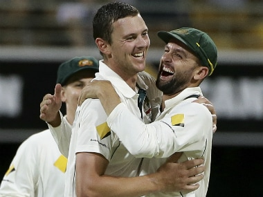 Australia vs Pakistan, 1st Test: Pacers shine as visitors collapse on Day 2