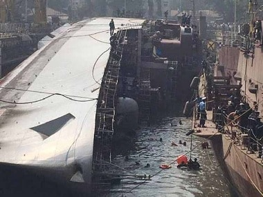 INS Betwa accident case: Navy begins court martial against three officers found guilty by high-level probe panel