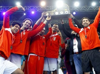 IPTL 2016: Singapore Slammers defend title with dominating win over Indian Aces