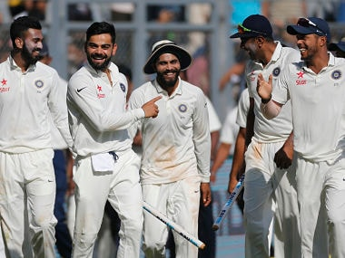 India vs England, 4th Test: Virat Kohli and Co crush visitors by innings and 36 runs to clinch series