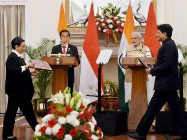 Narendra Modi, Joko Widodo meet: India, Indonesia agree to strengthen maritime cooperation