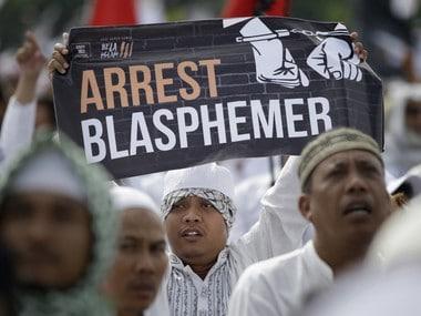 Why is Jakartas governor Basuki Tjahaja Purnama on trial for blasphemy?