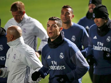 Club World Cup: Real Madrid boss Zinedine Zidane admits players are tired but ready