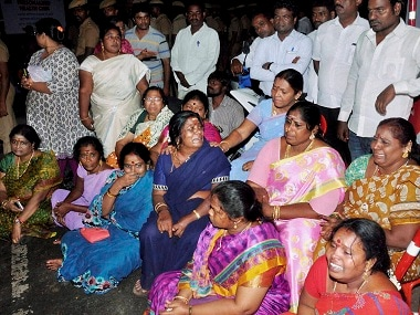 AIADMK claims 280 persons died of shock over Jayalalithaas demise so far