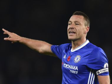 File image of former Chelsea captain John Terry. AFP