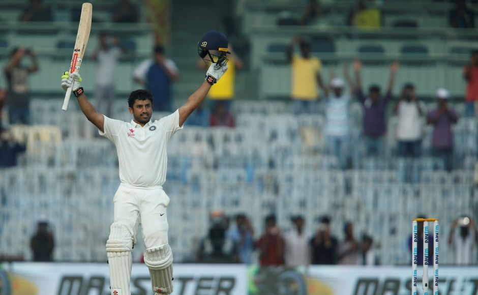 Karun Nairs triple ton powers India to record total against England on Day 4