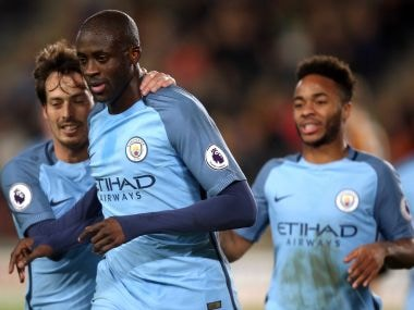 Premier League: Manchester City's hard-earned 3-0 win at Hull takes them to second place