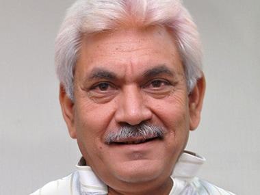 Union Minister Manoj Sinha injured in car accident in Uttar Pradesh