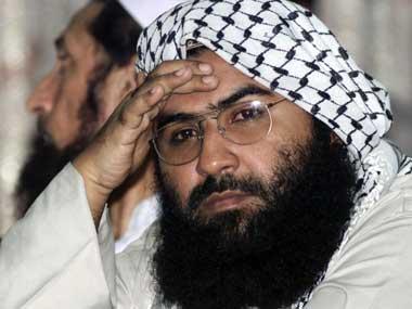 File photo of Azhar Masood. Reuters