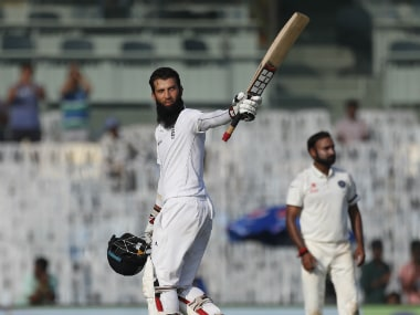 India vs England, 5th Test: Moeen Ali, Joe Root consolidate visitors position after early stutter