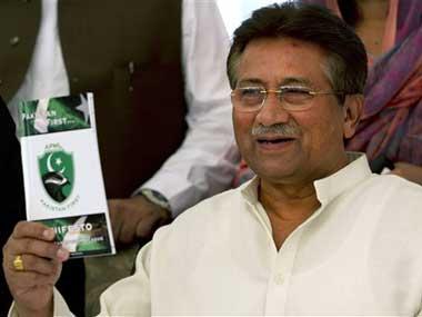 Ex-army chief Raheel Sharif helped me leave Pakistan in March, claims Parvez Musharraf