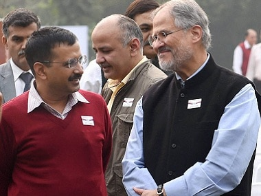 Najeeb Jungs exit means Arvind Kejriwal has run out of excuses, he has no option but to deliver