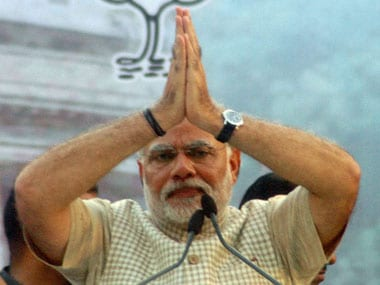 PM Modi says stock market success should benefit villages not Dalal Street or Lutyens