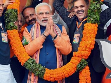 UP election 2017: Narendra Modi arrives in Varanasi, may rebut Rahul Gandhis claims