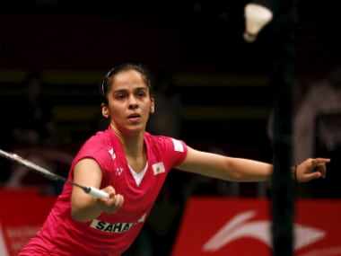 Saina Nehwal says she hopes to be in peak fitness condition by end of January