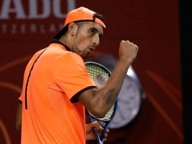 Nick Kyrgios believes ATP suspension will help him push for top 10 in 2017