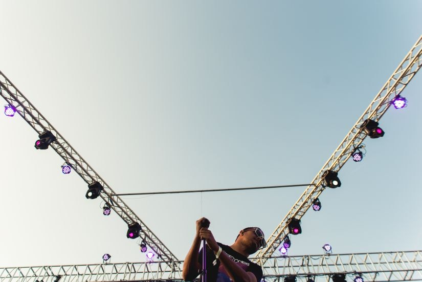 Goddess Gagged frontman Siddharth Basrur
