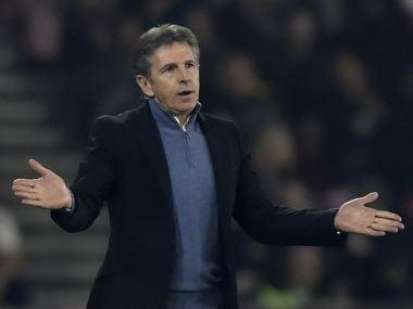 Premier League: Southampton boss Claude Puel demands positive reaction after Europa League exit