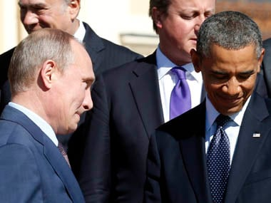 Russia, under Vladimir Putin, behind cyber attacks during US polls: Barack Obama warns Donald Trump of foreign influence