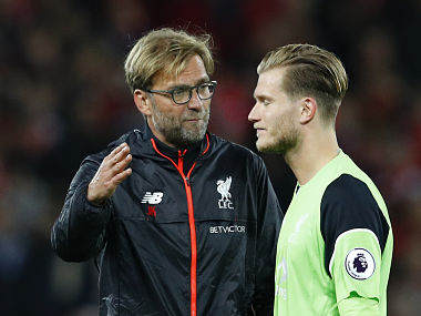 Liverpool boss Jurgen Klopp hits back at Neville brothers for criticising Loris Karius