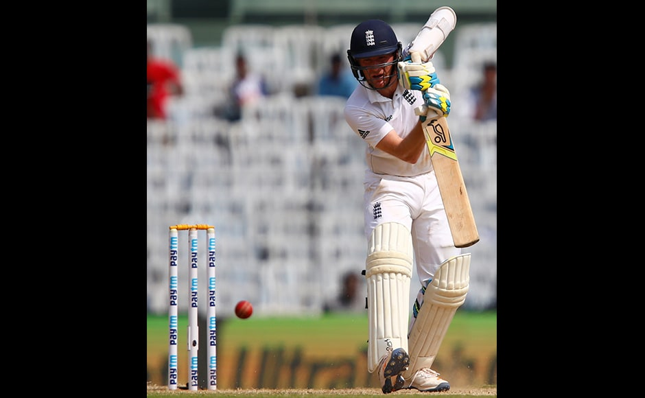 India vs England: Visitors make strong case for consolation victory on Day 2