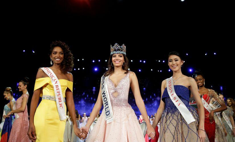 Miss World 2016: Indias Priyadarshini Chatterjee is in top-20; Miss Puerto Rico wins the crown