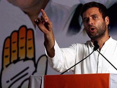 Punjab Election 2017: Rahul Gandhi to campaign in the state for three days from Friday