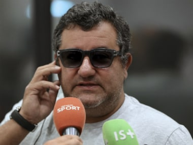 Mino Raiola: Super agents journey from pizza shop owner to Donald Trump of football