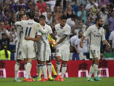 Real Madrid cleared for summer transfer window after CAS reduces Fifa ban