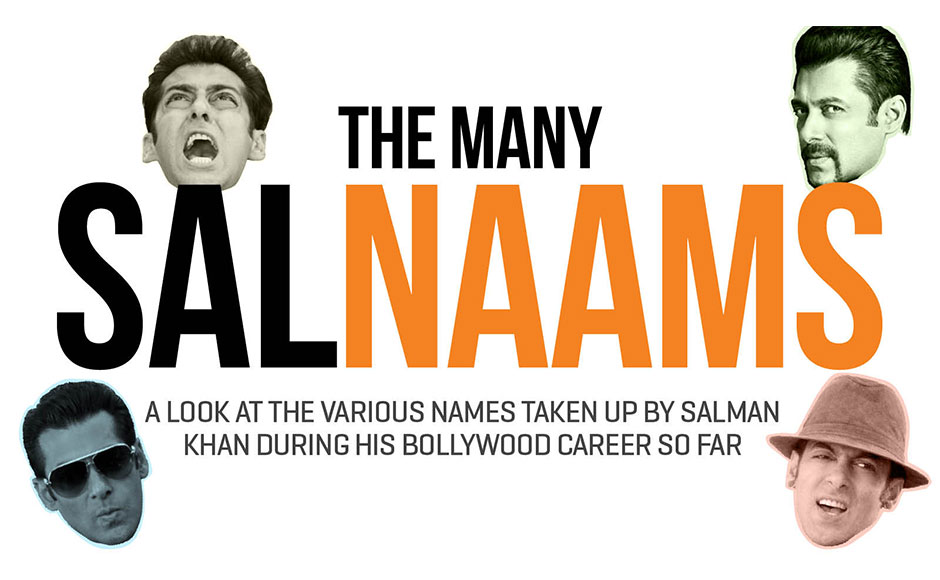 On Salman Khan's 51st birthday, here are the many Bollywood names hes known by