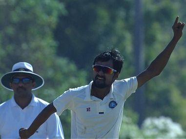 Ranji Trophy quarterfinals: Mumbai in command against Hyderabad, Gujarats Samit Gohel hits ton