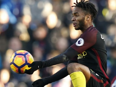Premier League: Manchester City boss Pep Guardiola says Raheem Sterling may return against Leicester