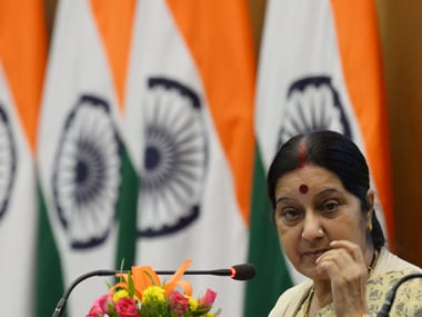 Body of Delhi man to be brought back from Tokyo on Saturday: Sushma Swaraj