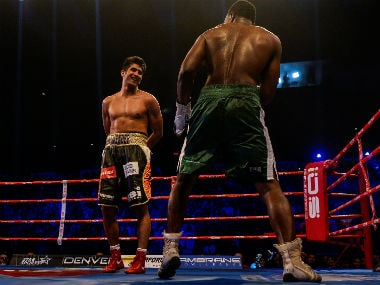 Vijender Singh sets sight on next opponent after knockout victory against Francis Cheka
