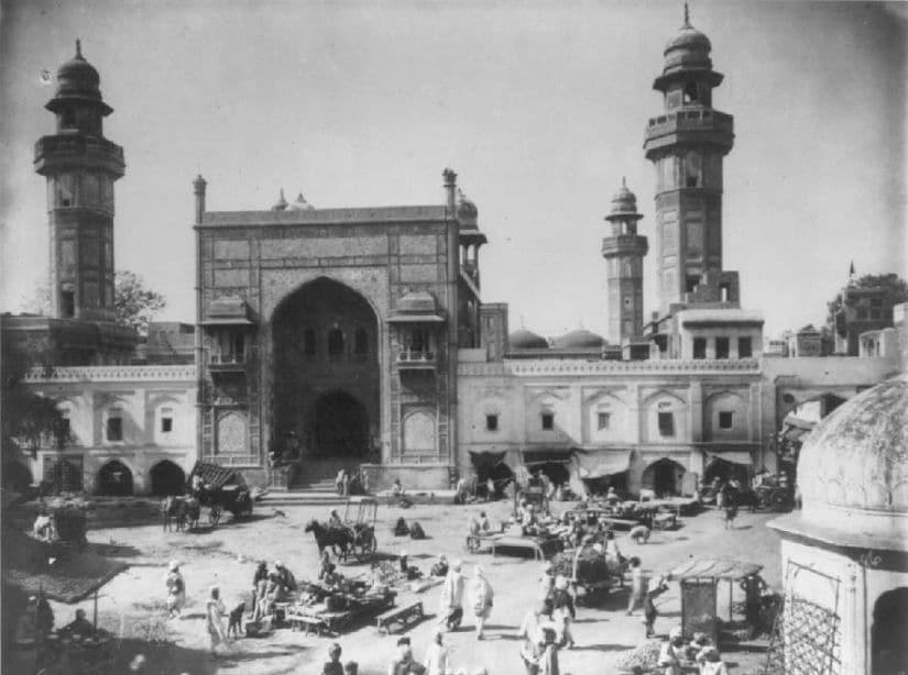 Wazir Kharn Mosque 1895 825